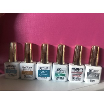 Lakiery hybrydowe NC Nails Company