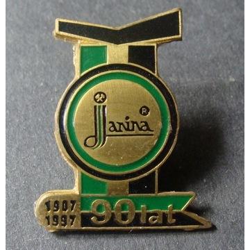 Kopalnia Janina - 90 Lat