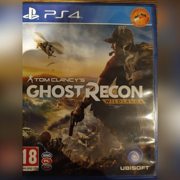 Ghost recon ps4