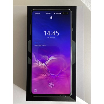 Samsung Galaxy S10 Plus G975F DS 128GB Czarny
