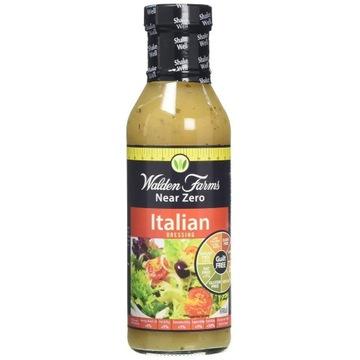 WALDEN FARMS DRESSING ITALIAN ZERO KALORII 355ml