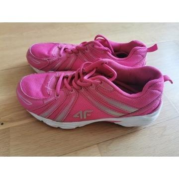 buty sportowe dziewczęce 4F 35