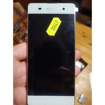 Sony Xperia XA F3111 części NFC LCD obudowa power