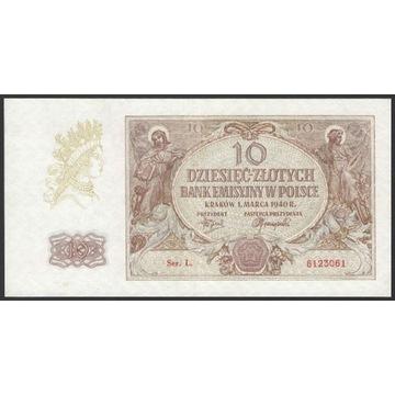 10 Złotych 1940 6123061