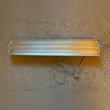 Lampa bakteriobójcza  2x 30 W do dezynfekcji