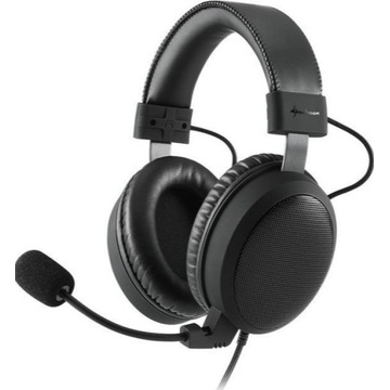 Słuchawki komputerowe Sharkoon B1 Gaming mikrofon