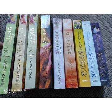 Książki z domowej biblioteczki