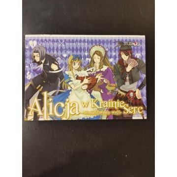 Alicja w krainie serc. T. 4 manga