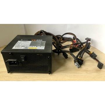 Corsair CP-9020096 VS 450W 80+ VS450