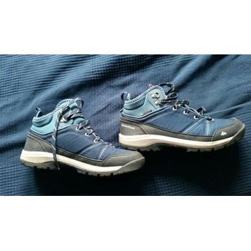 Trekkingowe buty quechua roz. 39