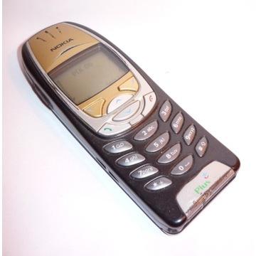 Nokia 6310i Czarna oryginalna bez przeróbek WARTO!
