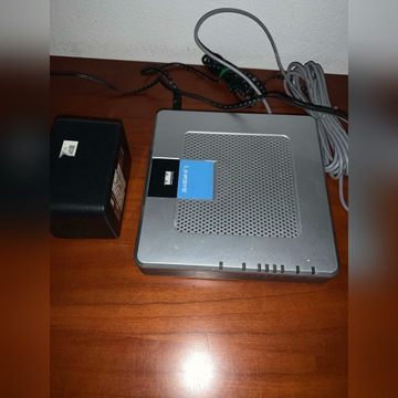 ROUTER WIFI LINKSYS WAG354G