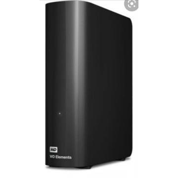 Dysk zewnętrzny WD Elements Desktop 6TB