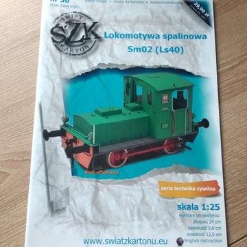 Lokomotywa spalinowa Sm02 (Ls40)