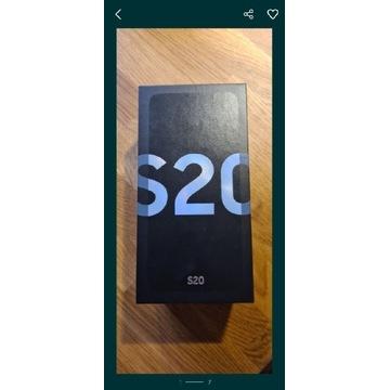 Samsung S20 Brak możliwości blokady, Okazja