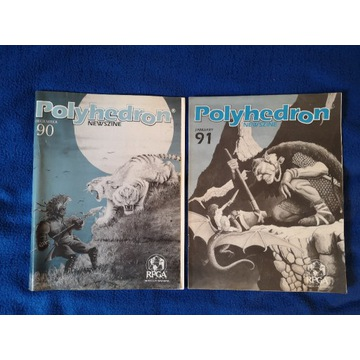 Polyhedron Newszine - czasopismo RPG