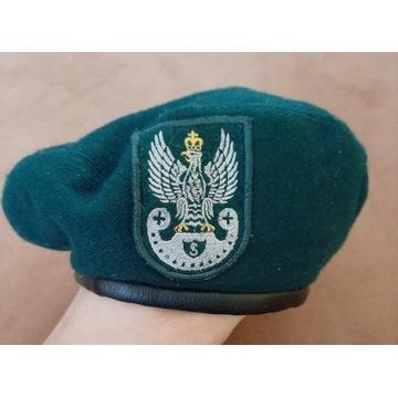 Beret Związku Strzeleckiego - zielony - r.61