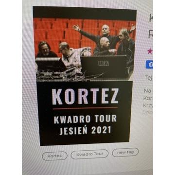 Bilety koncert Kortez