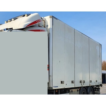 Chłodnia Krone 2014 rok + carrier supra nordic 950