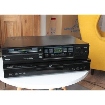 Philips CD460-poszukiwany odtwarzacz CD z TDA!