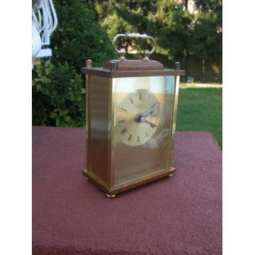 sygnowany niemiecki zegar WEIMAR