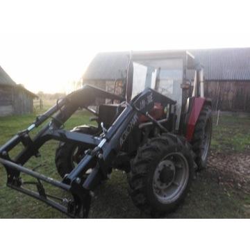 Ciągnik traktor Case 740