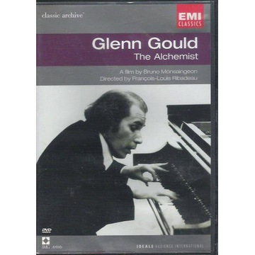 DVD GLENN GOULD - The Alchemist MONSAINGEON 157'
