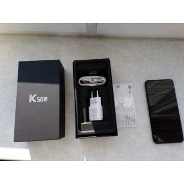 LG K50S DUAL SIM + etui + szkło ochronne