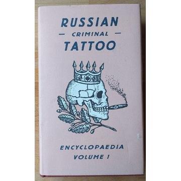 Russian Criminal Tattoo. Encyclopedia Vol.1