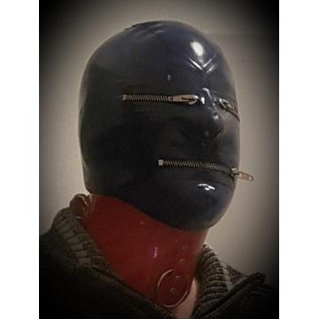 latex maska