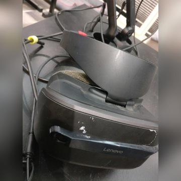 Gogle VR Windows Mixed Reality WMR Lenovo