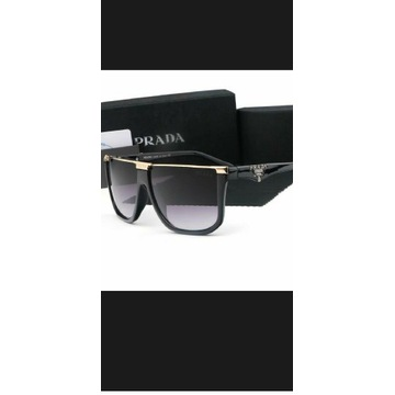 Nowe okulary Prada