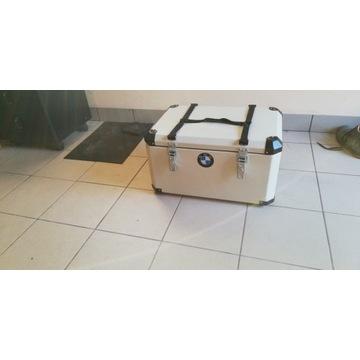 Kufer aluminiowy bmw