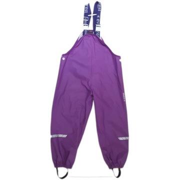 Przeciwdeszczowe spodnie EVEREST  (roz.110/116)