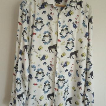 Paka ubrań koszule Zara Man XL stan idealny
