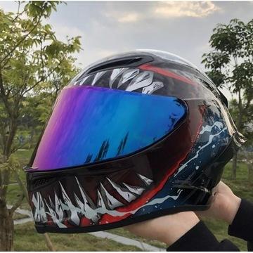 Kask motocyklowy agl Marvel sportowy  ( HJC RPHA )