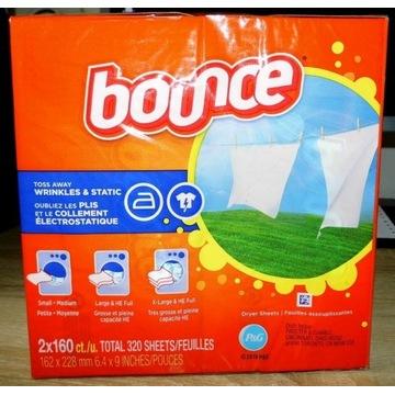 Bounce Outdoor Fresh 320 szt. chusteczki suszarka
