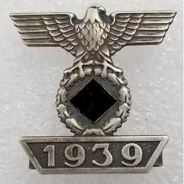 WW2 zapięcie do Żelaznego Krzyża 2 Klasy 1939 E.K.