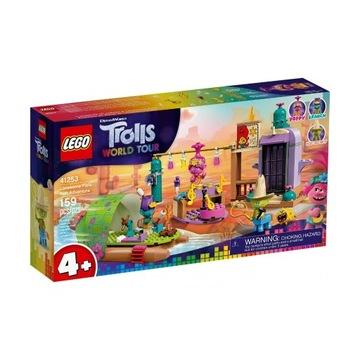 LEGO 41253 Trolls - Pustkowie i przygoda na tratwi