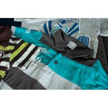Koszulki 4x - Rozmiar 86 - Polo, Tshirt