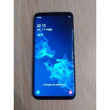 Samsung Galaxy s9+ Dual Sim + Etui