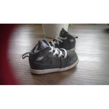 Nike Jordan dla chłopca  nowe roz 25