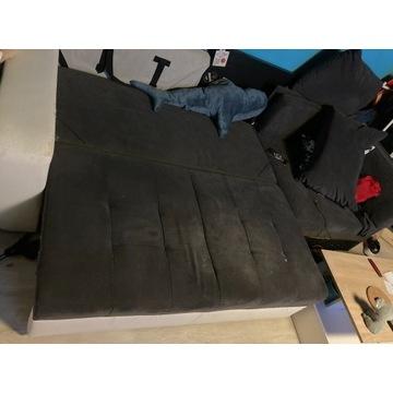 kanapa sofa funkcja spania za krate piwa