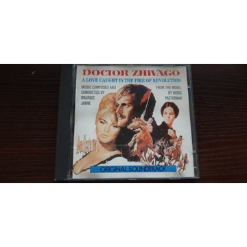 Maurice Jarre-Doctor Zhivago-Original Soundt