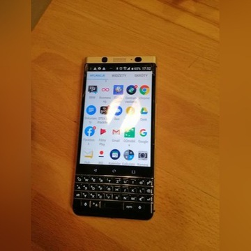 Blackberry keyone + GRATISY