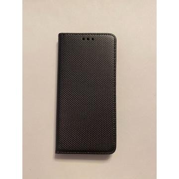 Pokrowiec Etui Case Samsung J6 2018 czarny klapka