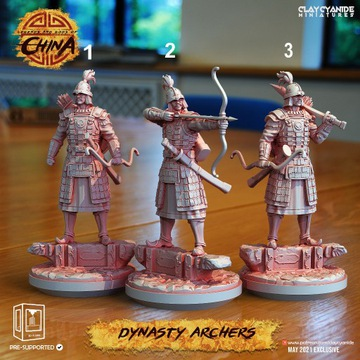 Dynasty Archer