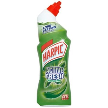 Harpic Active Fresh WC żel zapach sosna górska