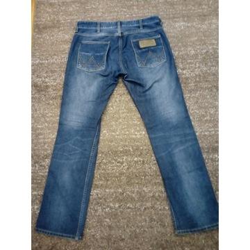 Spodnie Wrangler Crank W34 L32