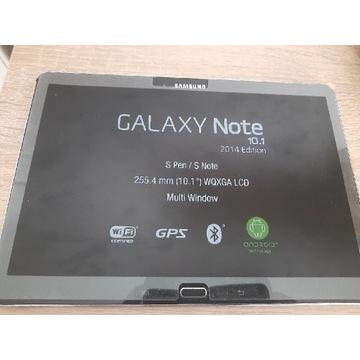 Tablet samsung Galaxy Note 10.1 SM-P600 idealny